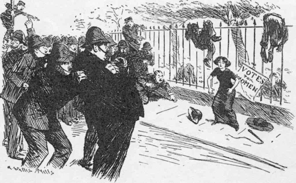 essay on suffragette movement It would seem unbelievable that the women who lived before the 19th century were confined to their homes and actually had no freedom to choose the leaders that they.